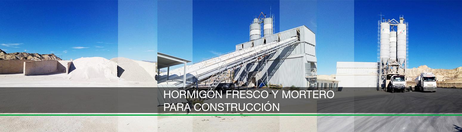 Tu fábrica de Hormigones en Lorca