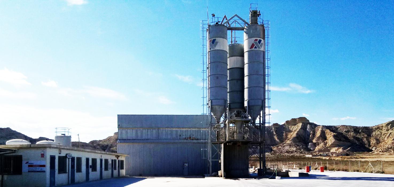 Fábrica de Hormigón en Lorca